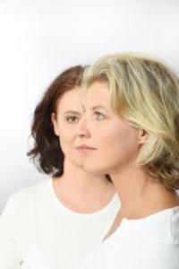 Sia Korthaus und Ariane Baumgartner